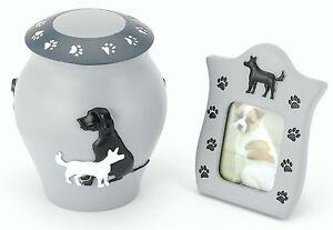 shildon Hund Haustier crematiion asche-urne mit kostenlosen Bilderrahmen
