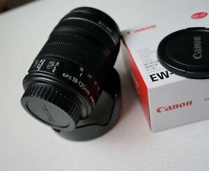 Canon-EF-S-18-135-IS-STM-mit-Gegenlichtblende-TOP