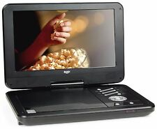 12 Inch Portable Widescreen DVD Player with Swivel Screen - Unboxed