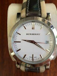 BURBERRY BU1392 Unisex Watch