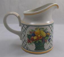 Villeroy & and Boch BASKET milk / custard jug (size 1) 16cm