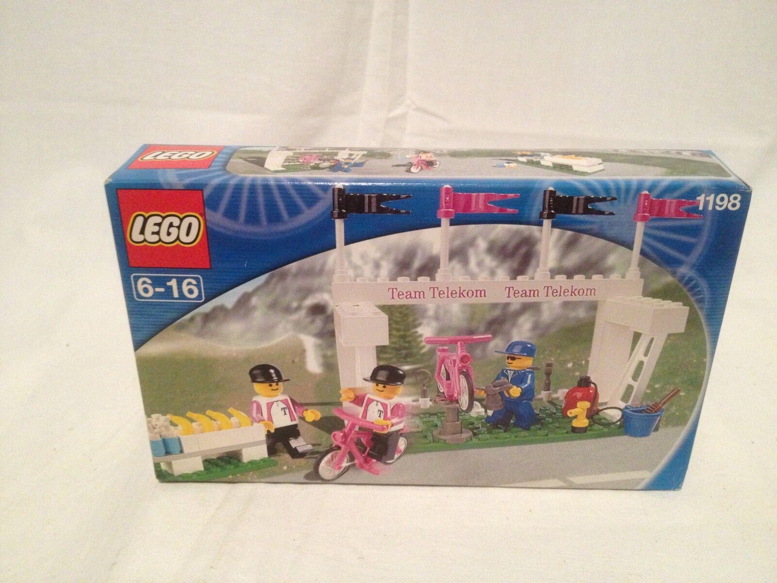 Lego Sports 1198 Téléthon Tour de France 2000 NEUF 1 édition