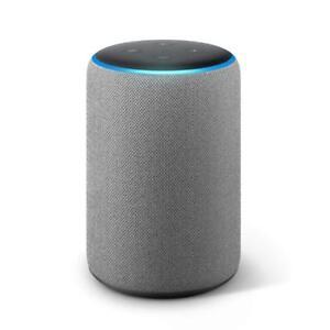 Amazon Echo Plus Fr Gris Neuf & Garanti Francais French...