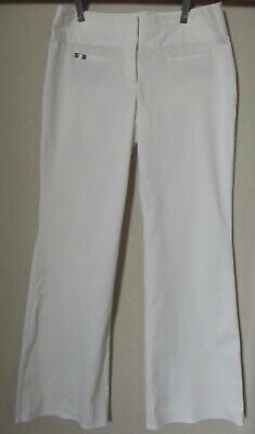 NEW EXPRESS BLACK MID RISE SAILOR FLARE PANTS SIZE 2R