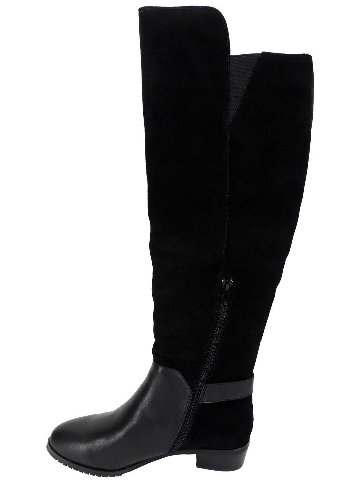 Kelsi Dagger Mujer Brooklyn Vlad sobre la rodilla botas botas rodilla Gamuza tamaño de becerro 6.5 M f1bc54