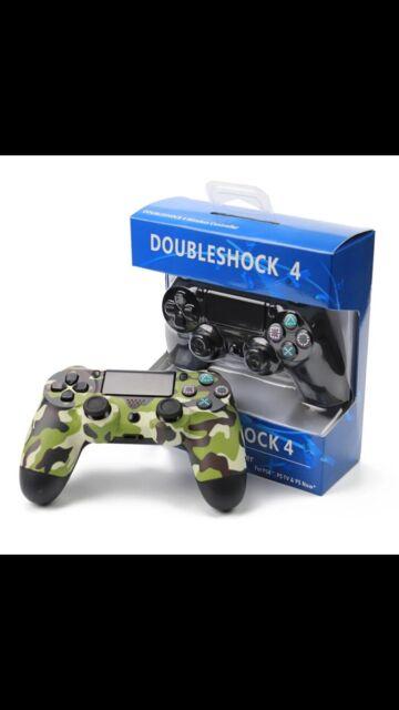 Sony DualShock 4 Wireless Controller - Jet Black