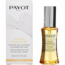 Payot - Nutricia Huile Satinee Ultra-Nourishing Silky Dry Oil - For Dry Skin - 30ml/1oz 1000 Roses Daily Shade Facial Lotion with Rose Stem Cells - 2.7 oz. by Andalou Naturals (pack of 2)