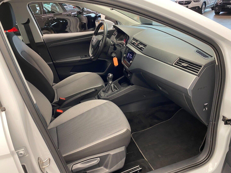 Billede af Seat Ibiza 1,0 TSi 95 Style