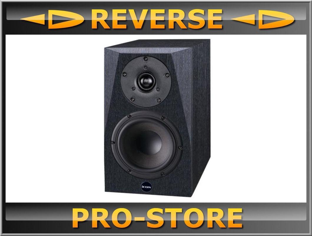 Icon PX-T5A2 Lautsprecher Aktiv 5   single Monitor Studiomonitor Studio