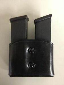 Galco-DMC-Double-Magazines-Carrier-Black-45-10mm-Single-Stack-DMC26B
