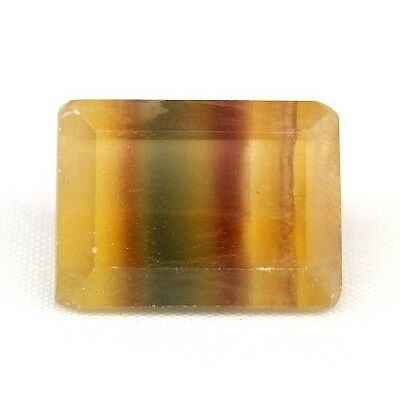 Schlussverkauf Top Fluorite : 22,29 Ct Natürlicher Multi Color Fluorit Argentinien