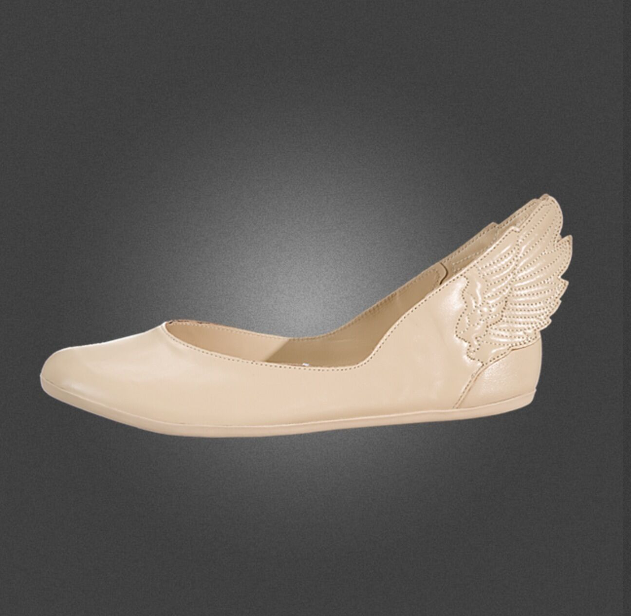 NEW 5 adidas JEREMY SCOTT Womens Js Q23666 Wings Ballerinas Dune/Running White Q23666 Js cf8d48