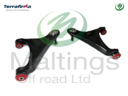 discovery 4 polybush arm set discovery 4 suspension arms front upper polybushed