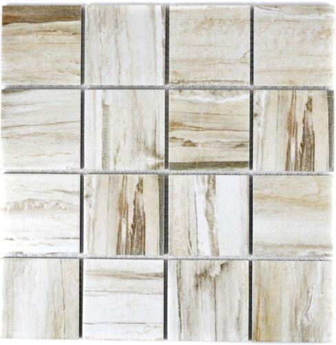 Dove acquistare Mosaico piastrella in ceramica beige legno duschboden cucina bagno e WC 16-2002_f/10 Tappetini