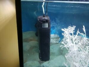 40-Gallon-Fish-Tank-Tank-Stand-Filter-Heater-UV-Cleaner-Decorations-Fish