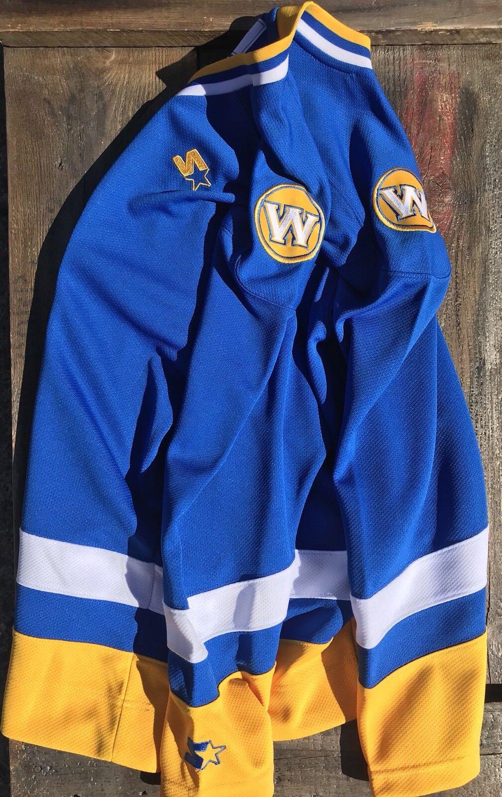 Neu GR. M M M Starter X Urban Outfitters Golden State Warriors Hockey Trikot 0d3794