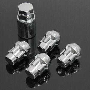 Locking-Wheel-Nuts-Subaru-Impreza-WRX-Forester-xt-alloy