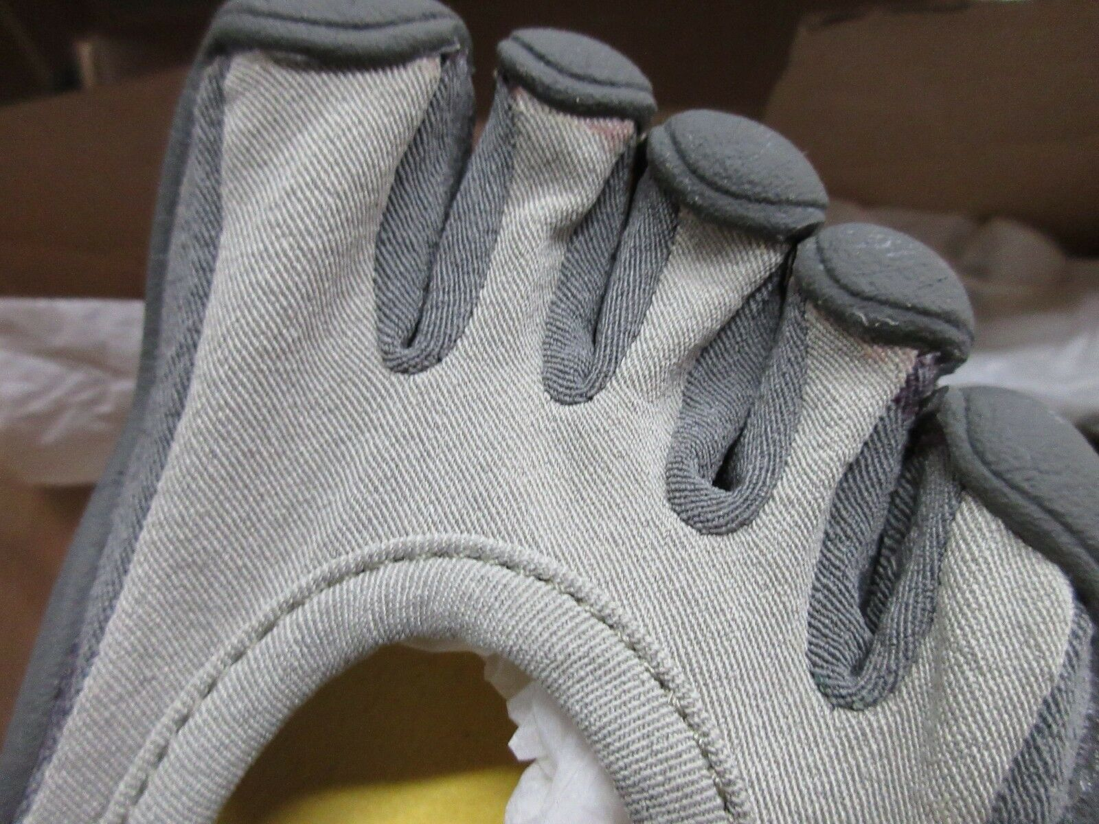VIBRAM Fivefingers Fivefingers VIBRAM Sprint W112 Taupe/Putty/Clay Running Athletic Schuhe 36 09bfec