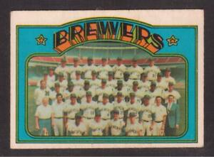 O-PEE-CHEE-1972-MILWAUKEE-BREWERS-TEAM-CARD-106