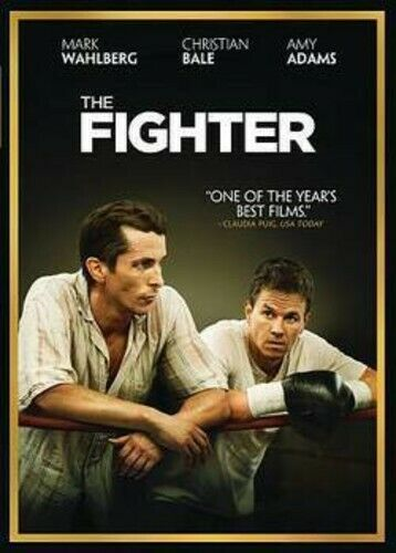The Fighter (2010 Mark Wahlberg Christian Bale) DVD NEW