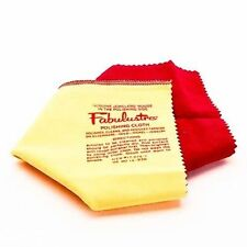 "Fabulustre Polishing Cloth / Jewelers Rouge Cloth 9"" x 11"""