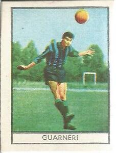 FIGURINA MARCA STELLA 1962  INTER PEIRO/' AVA