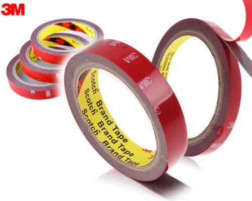 4,30€//m Doppels Klebeband 3M Montageklebeband Hochleistungsklebeband Tape 20mm