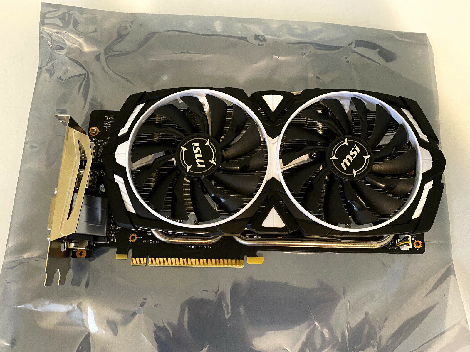 MSI GAMING GeForce GTX 1060 6GB Gaming Graphics Card - VR Ready