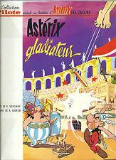 RARISSIME EO COLLECTION PILOTE 1964 A. UDERZO + R. GOSCINNY ASTÉRIX GLADIATEUR