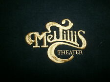 MEL TILLIS THEATER T SHIRT Sewn Embroidered Logo Branson Country Concert 2XL XXL