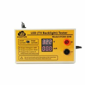 Details about 0-320V Output LED Tester LED Strips Test Tool with Current  and Voltage Display