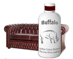 Oxblood Burgundy Leather Dye Colour Restorer Liquid 250ml Revives Chesterfields Ebay