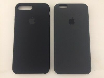 Funda iPhone 6S Plus Apple Silicone Case Charcoal Gray - MKXJ2ZM/A