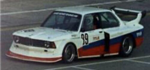 5 Ecurie Basilisk Titlis Decal Gruppe 5 Norisring 1978 1:43 BMW 320 Gr