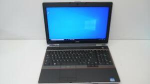 Dell-Latitude-E6520-Core-i7-2620M-2-70GHz-15-6-034-8GB-250GB-Win10-w-Charger-Laptop
