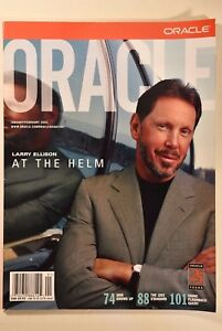 Oracle magazine, 2002 Lot Entire Year 6 issues, January through December |  eBay