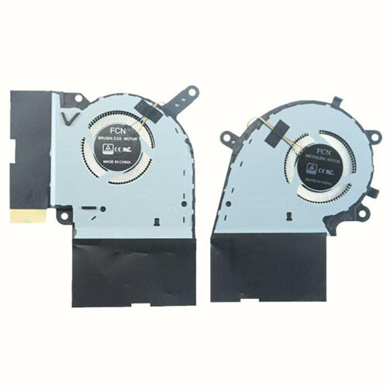NEW CPU fan & GPU Fan for ASUS ROG Strix G731 G731G G731G left & right DC5V