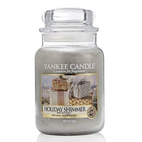 Yankee Candle Large Jar Holiday Shimmer USA Exclusive