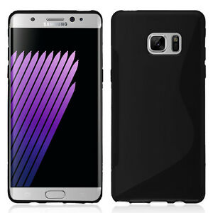 Cases for Samsung Galaxy Note7 N930F/Note 7 Duos TPU Silicone Flip Case
