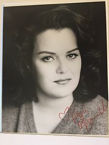 GENUINE-HAND-SIGNED-ROSIE-O-039-DONELL-PORTRAIT-PHOTO