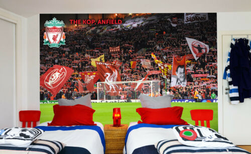 Beautiful Game Official Liverpool FC Anfield FULL WALL MURAL Wall Sticker