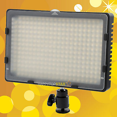 304 Pieces LED Lamp Video Light for Camera Photo Camcorder For Canon Nikon SONY