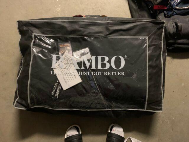 Rambo Supreme Turnout Blanket 200g