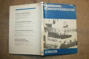 Fachbuch-Bandstahl-Schneidwerkzeuge-Metallbearbeitung-Umformtechnik-DDR-1969