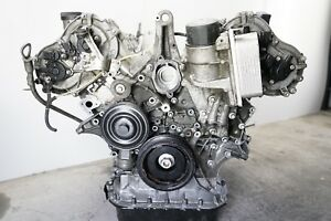 694 MERCEDES ML550 10-11 V8 5 5L M273 ENGINE MOTOR LONG BLOCK