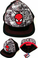 Marvel Ultimate Spider-man (4-8 Years Old) Adjustable Cap -