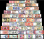Uncirc-Circ-Lot-of-11-different-Foreign-PAPER-MONEY-BANKNOTES-WORLD-CURRENCY thumbnail 1