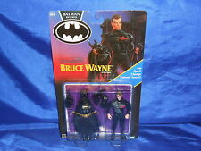 Batman Returns Bruce Wayne Action Figure Quick Change Armor Sealed Kenner 1991
