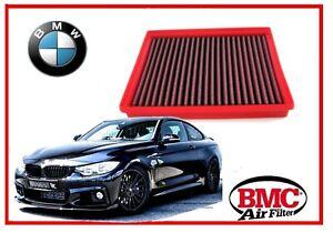 Filtro aria sportivo BMC per BMW serie 4 420i  184  hp air filter tuning set