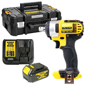 Dewalt-DCF880-18V-Impact-Wrench-With-1-x-4ah-Battery-Charger-amp-T-Stack-Case